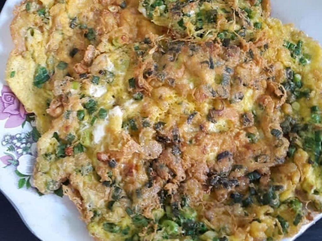 Masak Apa Hari Ini : Sayur Asam Udang dan Telur Berenda yang Sedap