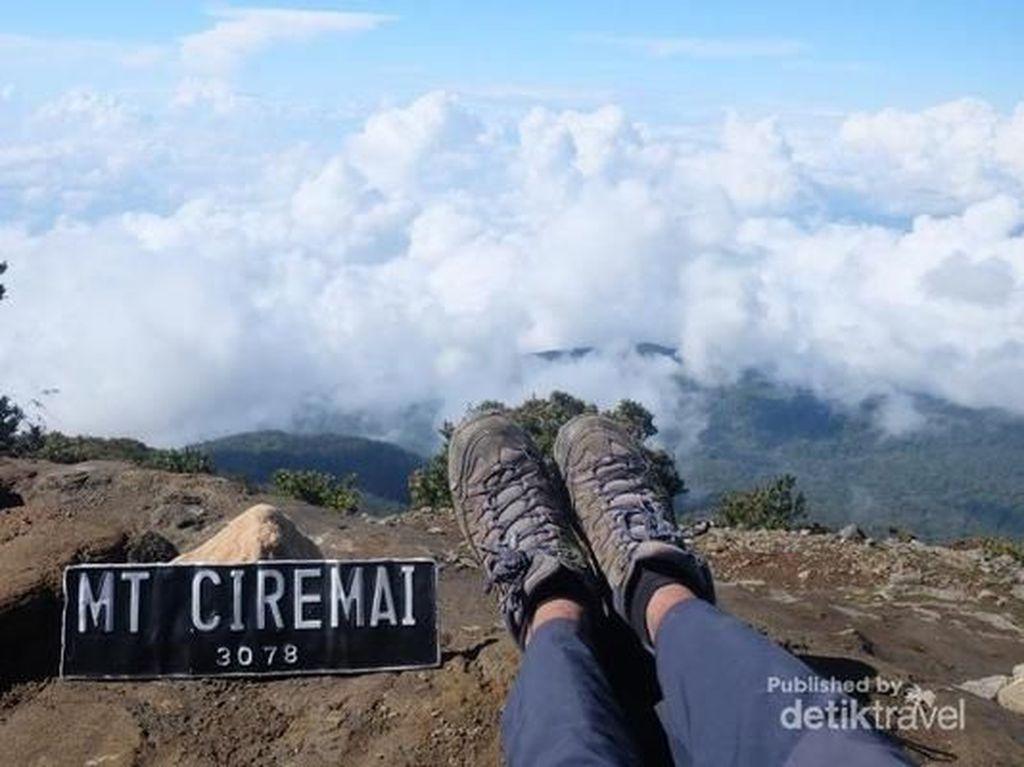 Gunung Ciremai Akan Batasi Pengunjung di Era New Normal