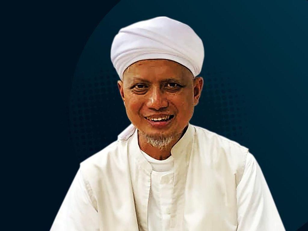 Opick Doakan Ustaz Arifin Ilham Agar Allah Angkat Derajatnya