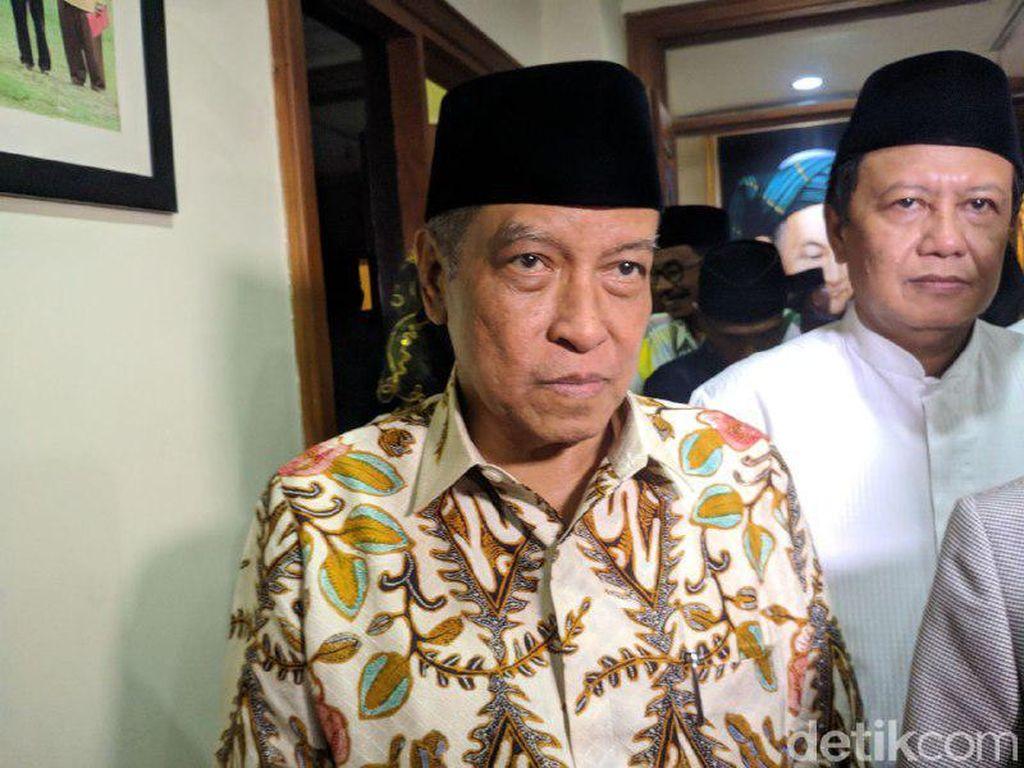 Said Aqil: Wakil Ketua DPR Tiap Ngomong Bikin Saya Senep