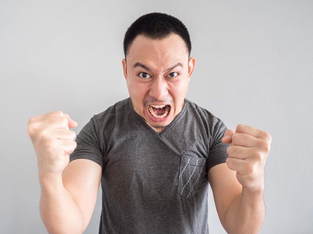 Sabar! Marah Bikin Gampang Gemuk dan Rentan Serangan Jantung