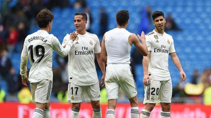 Real Madrid gagal total di musim lalu. (Foto: Denis Doyle/Getty Images)