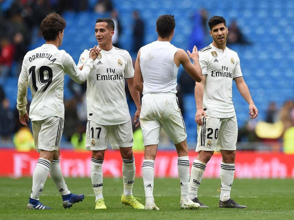 Real Madrid Tak Sabar Hadapi Tantangan di Musim 2019/2020