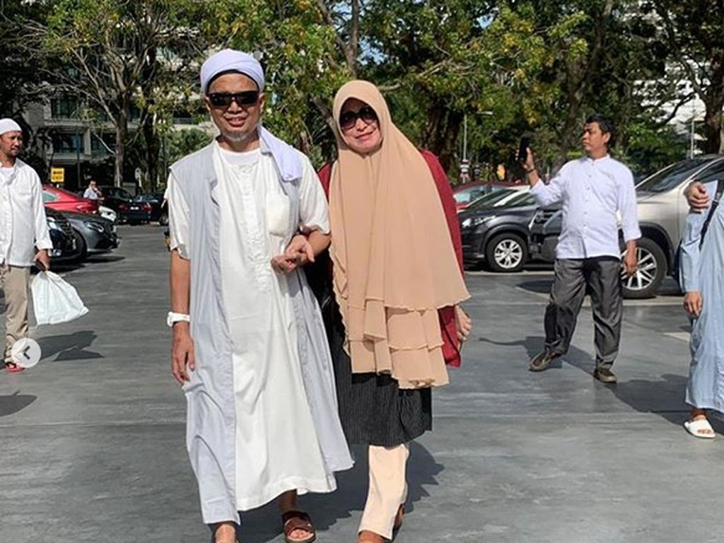 Seputar Infeksi Paru, Penyakit yang Juga Diidap Arifin Ilham Sebelum Wafat