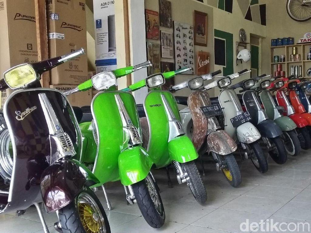 WA dan Instagram Down, Bisnis Jual Beli Motor Online Jadi Turun