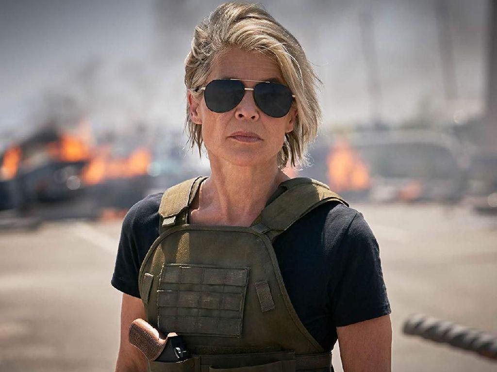 Tinggalkan Hollywood 15 Tahun, Bintang Terminator Ini Kembali