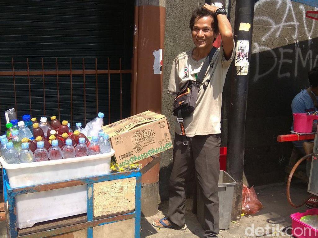 Tak Cuma yang Rugi, Ada Juga Pedagang Untung karena Aksi 22 Mei