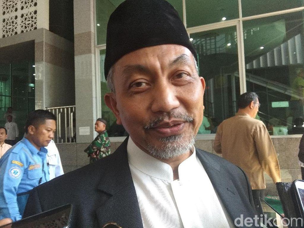 Didoakan Jadi Wagub DKI, Syaikhu: Pak Sandiaga Selalu Memberi Motivasi