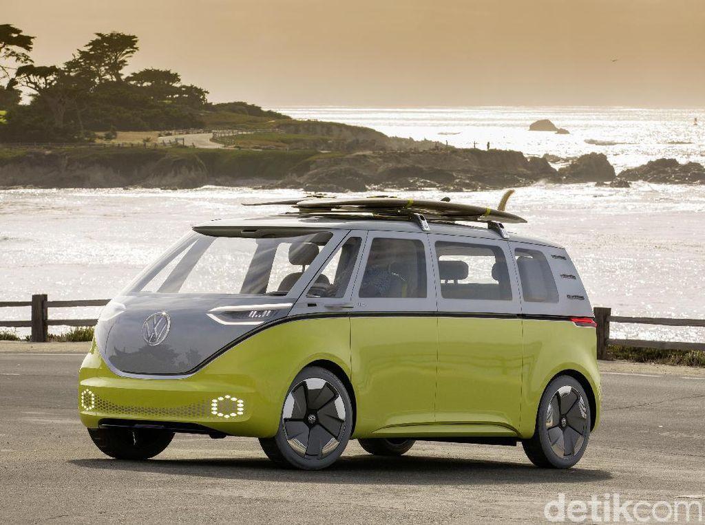 Volkswagen Mulai Lirik MPV Terbaru Pengganti Touran