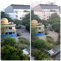 Menelusuri Lokasi Pengeroyokan oleh Orang Berseragam di Kampung Bali