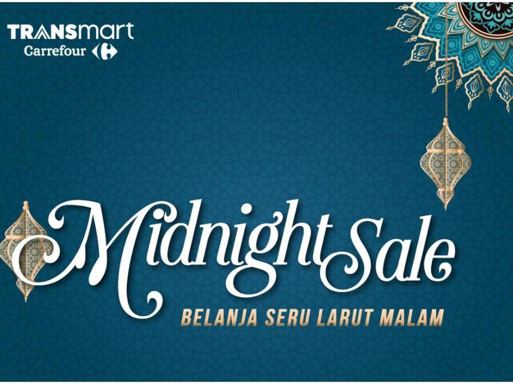 Sudah THR-an? Yuk Ikut Midnight Sale di Transmart Carrefour!