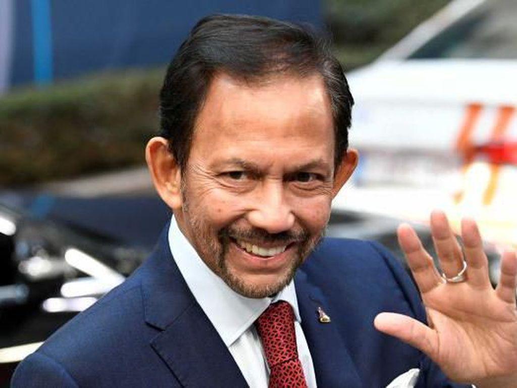 Sultan Brunei Kembalikan Gelar Kehormatan dari Universitas Oxford