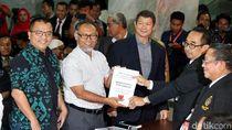 MK akan Verifikasi Bukti-bukti Pengajuan Gugatan Pilpres dari Prabowo-Sandi