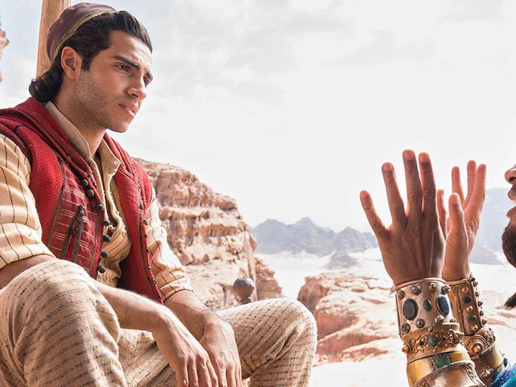 Sukses Besar, Disney Kejar Garap Sekuel Aladdin