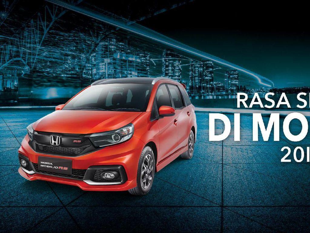 Sensasi Sedan di New Honda Mobilio