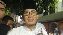 Soal Rencana Pertemuan Jokowi-Prabowo, Sandiaga: Kalau Pak Prabowo, Anytime