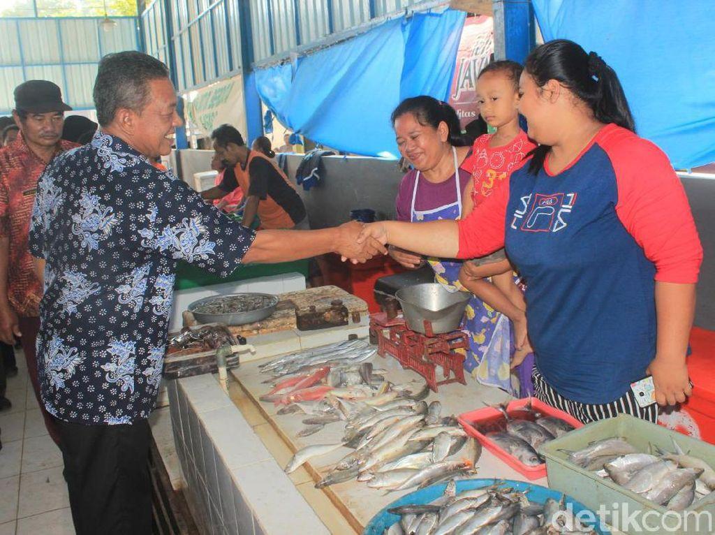 Pantau Harga Sembako, Bupati Pacitan Siap Gelar Operasi Pasar