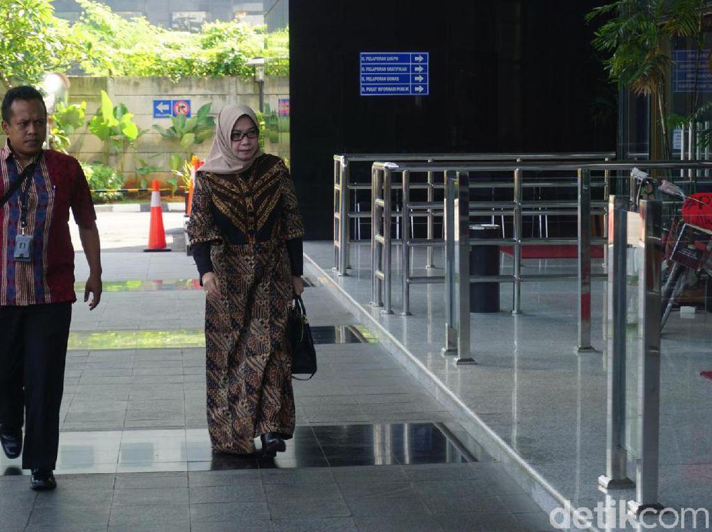 Eni Maulani Penuhi Panggilan KPK Terkait Kasus Sofyan Basir