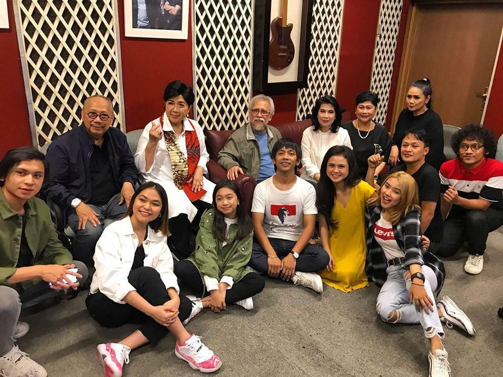 Ada Aksi 22 Mei, Iwan Fals hingga Giring Ungkapkan Pesan Damai Lewat Lagu