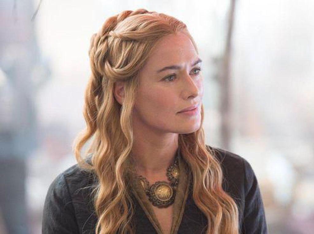 Gaya Kulineran Si Ratu Jahat Game of Thrones, Lena Headey