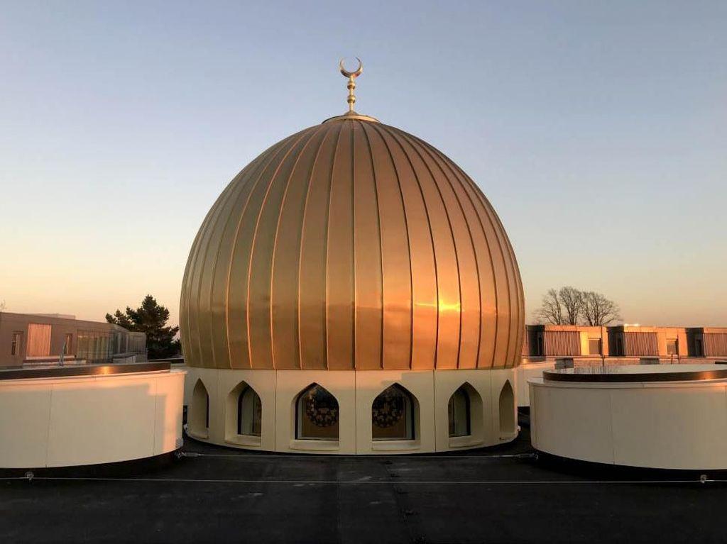 Masjid di Inggris Tawarkan Tur Virtual Selama Lockdown