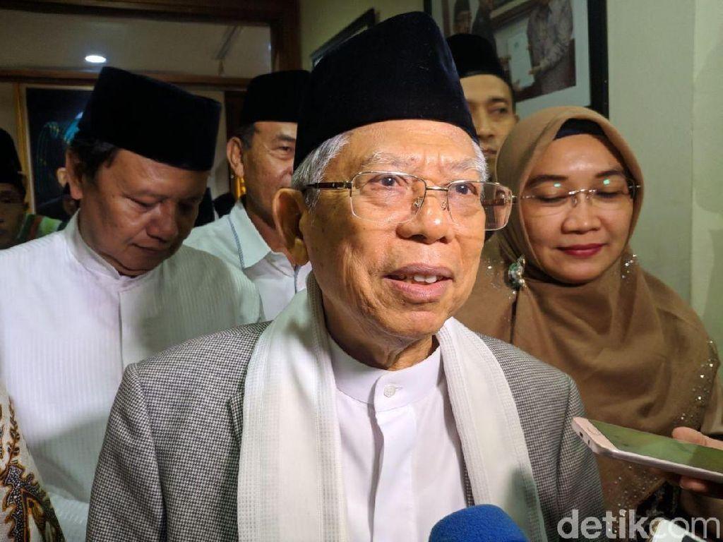 Di Perbaikan Gugatan, Prabowo-Sandi Persoalkan Posisi Maruf di BUMN