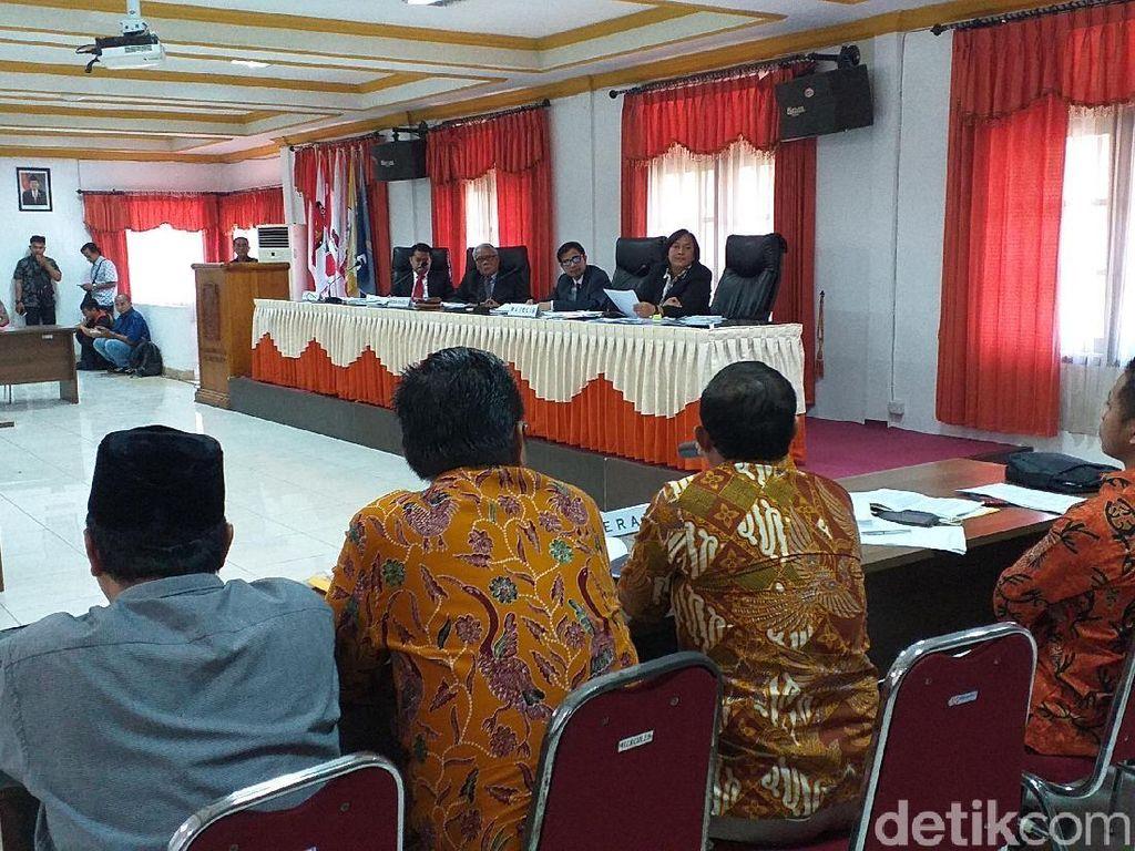 Bawaslu Surabaya Disidang Terkait Laporan Rekomendasi Hitung Ulang