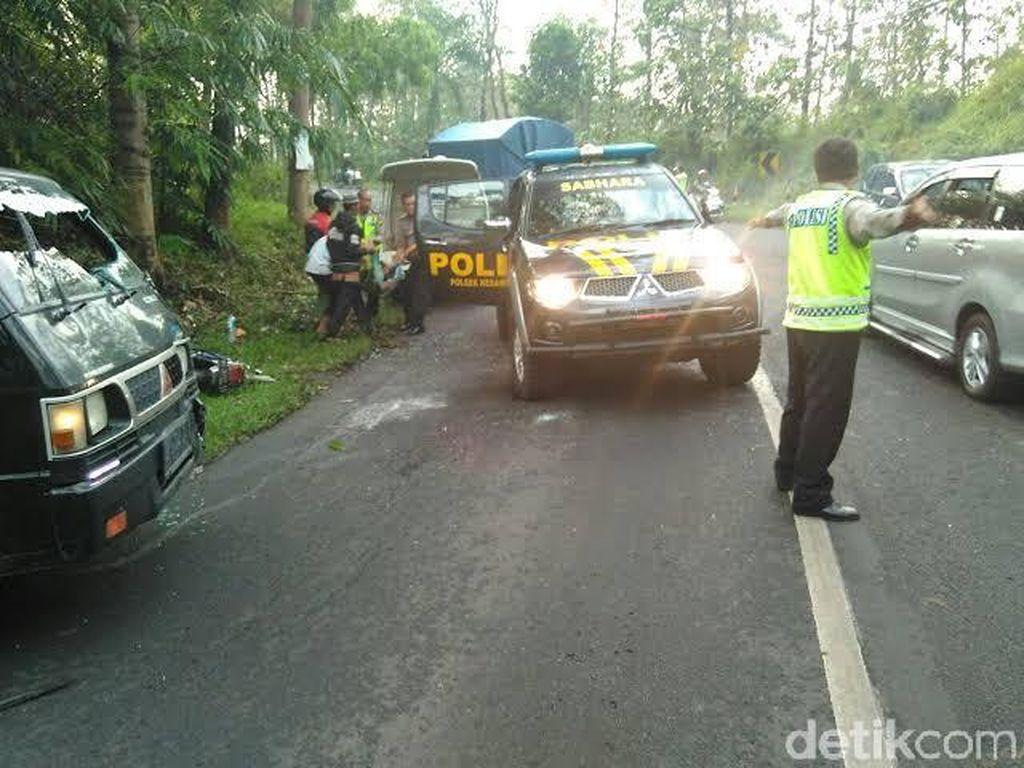 Rawan Kecelakaan, Waspadai Jalur Black Spot Kabupaten dan Kota Blitar
