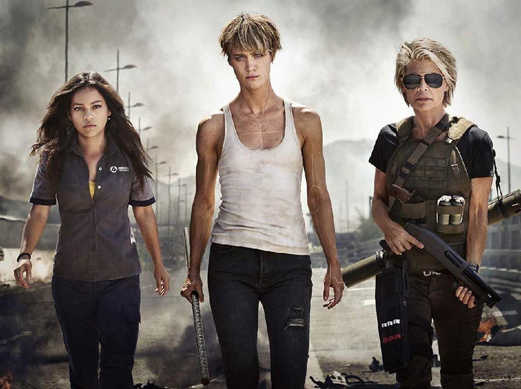 Trailer Terminator: Dark Fate Dirilis Perdana di Indonesia Comic Con