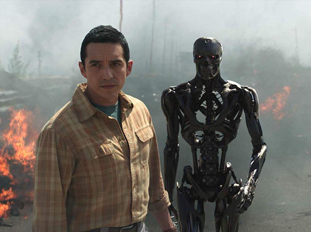 Cara Tim Miller Beri Sentuhan Baru di Terminator: Dark Fate