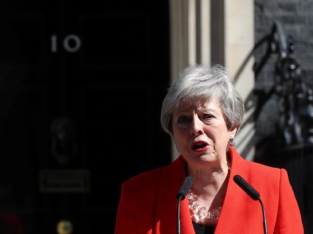 Lika-liku Brexit yang Bikin Theresa May Mundur dari PM Inggris