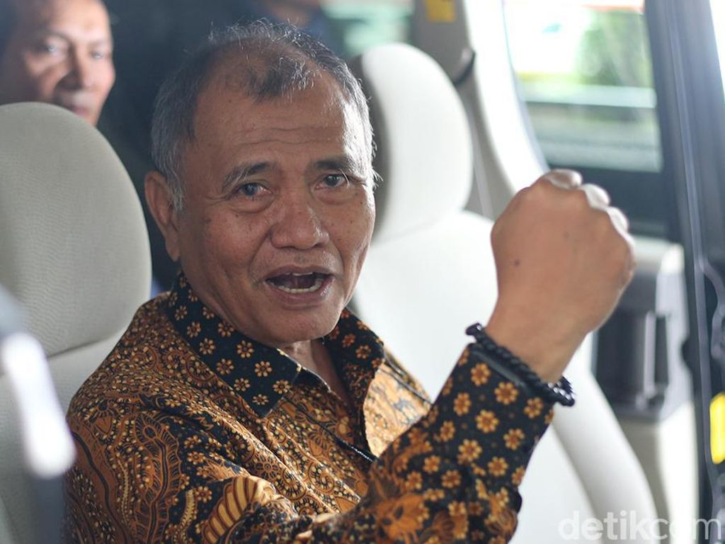Ketua KPK: Meski Harapan Tipis, Jangan Lelah Lawan Korupsi