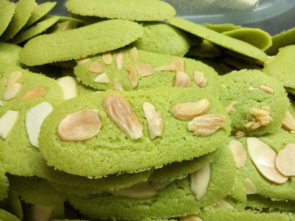 Serba Green Tea, Nastar hingga Lidah Kucing Kekinian Untuk Lebaran