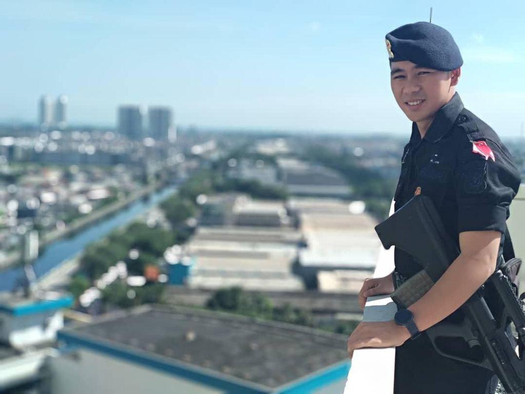 Penyebar Hoax Polisi China di Aksi 22 Mei Dibekuk, Ngaku Khilaf