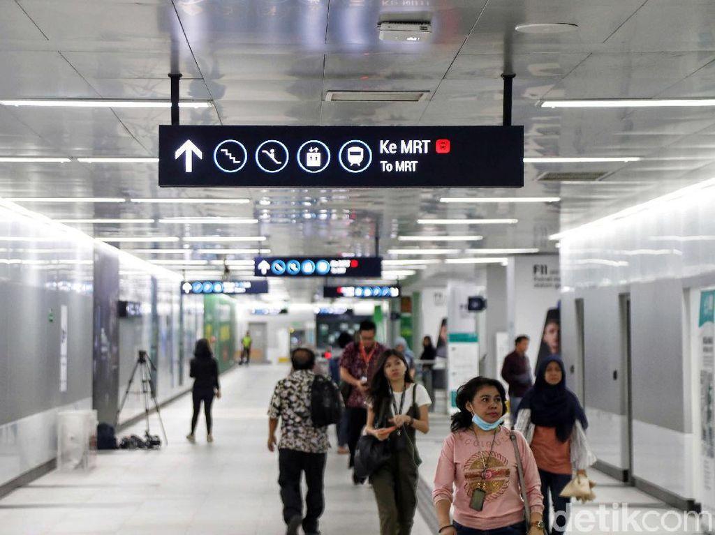 Mau Dipanggil KPPU Soal QR Code, Ini Penjelasan MRT Jakarta