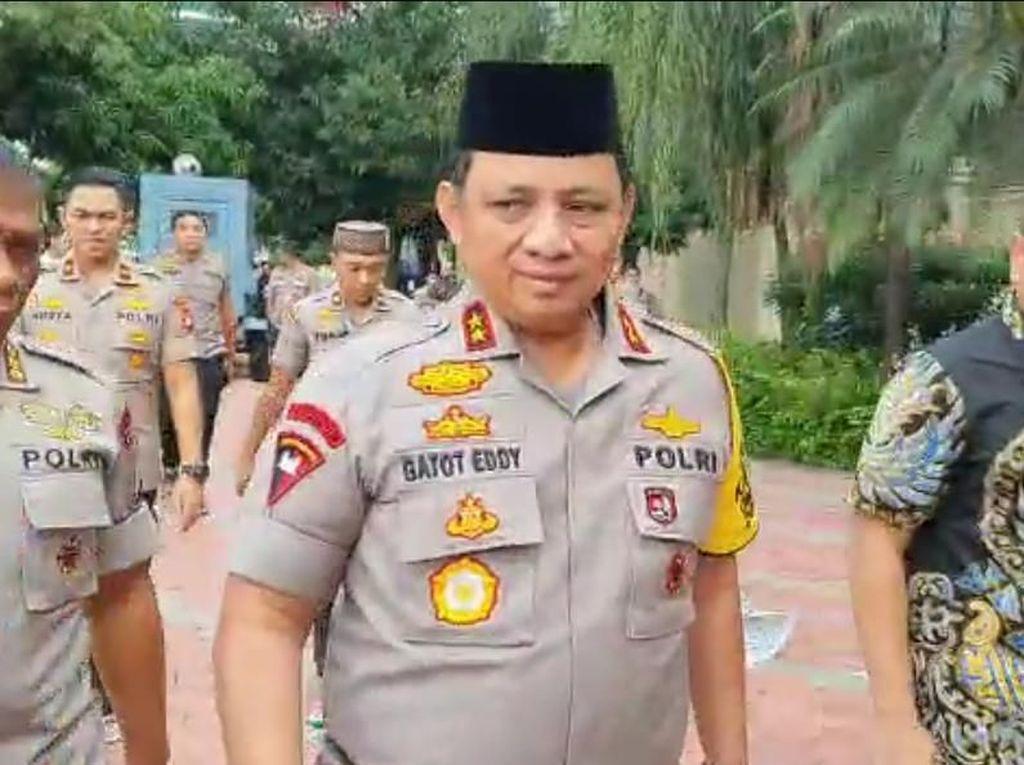 Irjen Gatot Jadi Wakapolri, Bamsoet Bicara Keberhasilan Satgas Nusantara