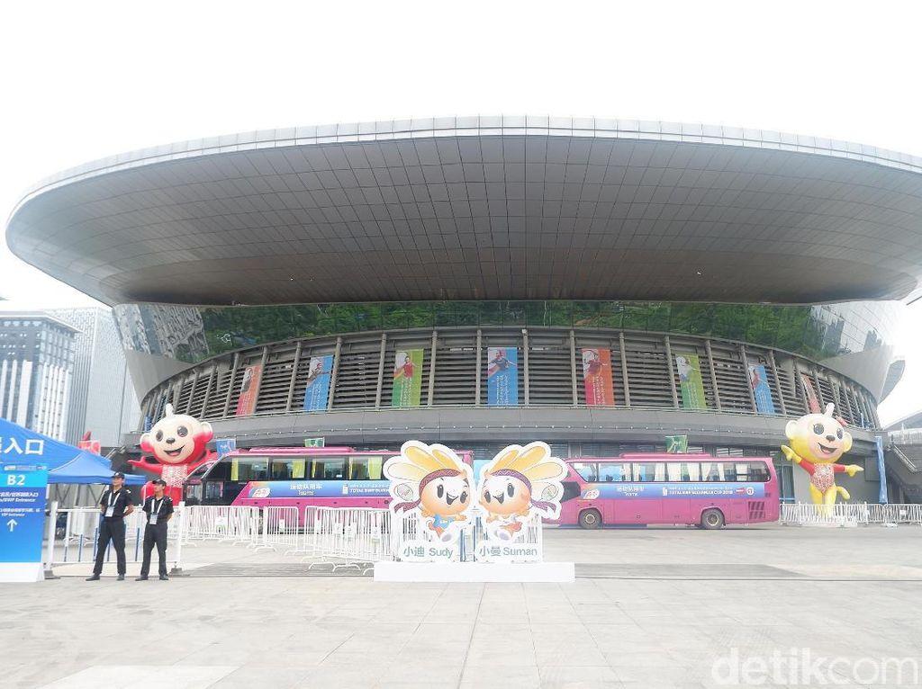 Guangxi Sports Center, Kompleks Olahraga Terbesar di Nanning yang Ramah Lingkungan