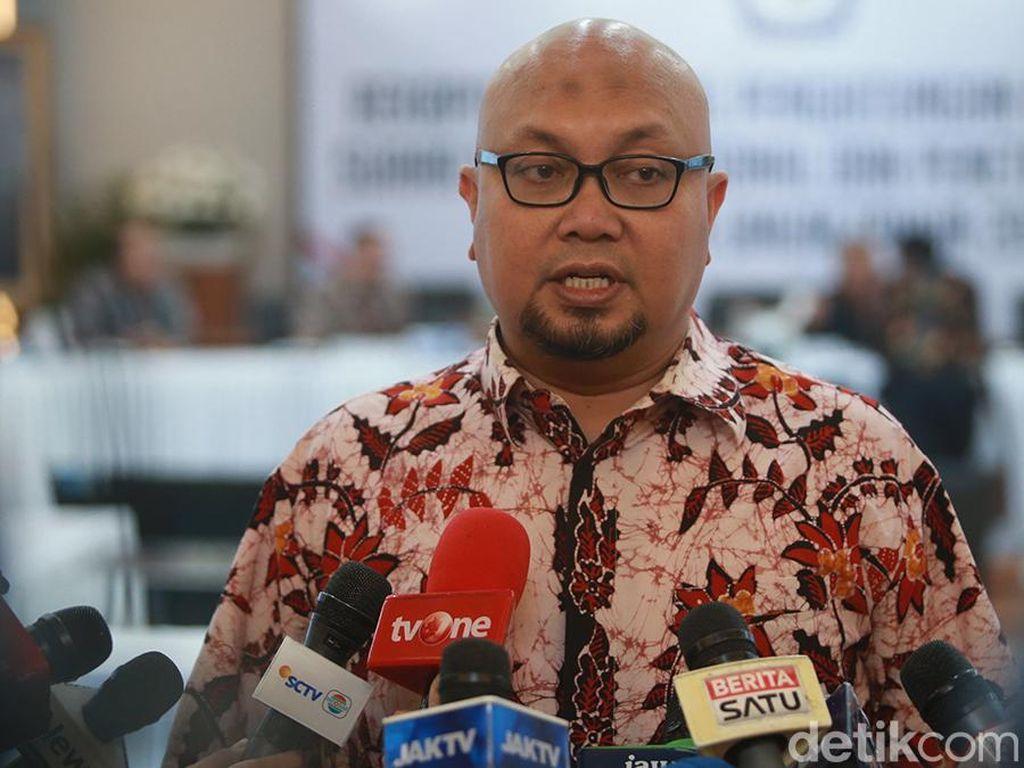 KPU: Tinggal Satu Calon Anggota DPR RI Terpilih yang Belum Serahkan LHKPN