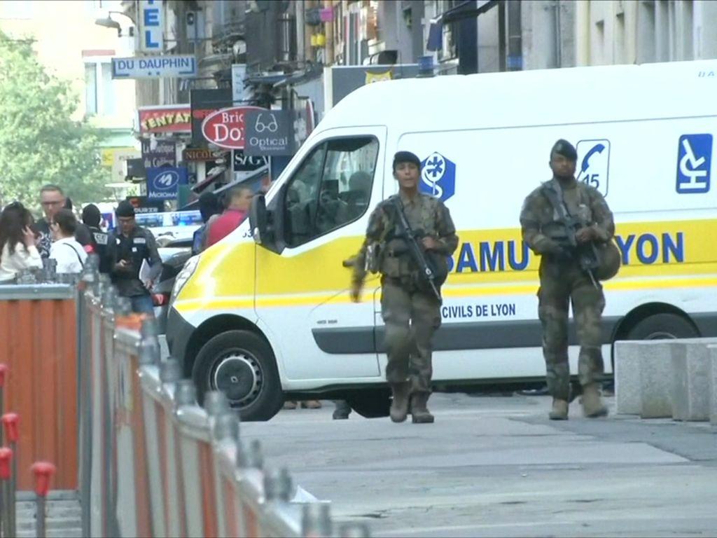 Bom Koper Meledak di Prancis, Polisi Buru Pelaku