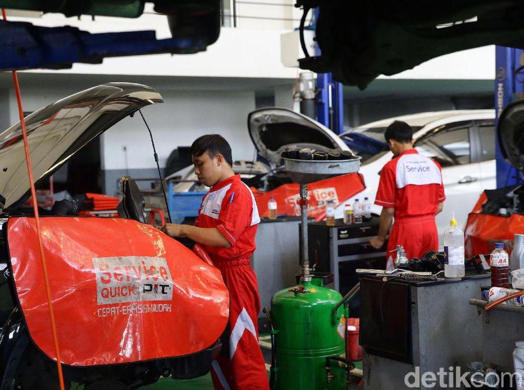 Bengkel Mitsubishi di Jawa-Bali yang Buka Selama PPKM Darurat