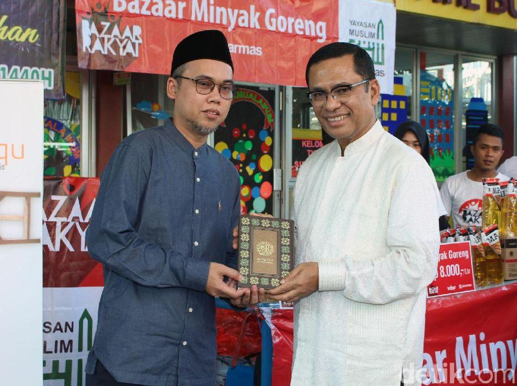Wakaf 1000 Mushaf Al Quran