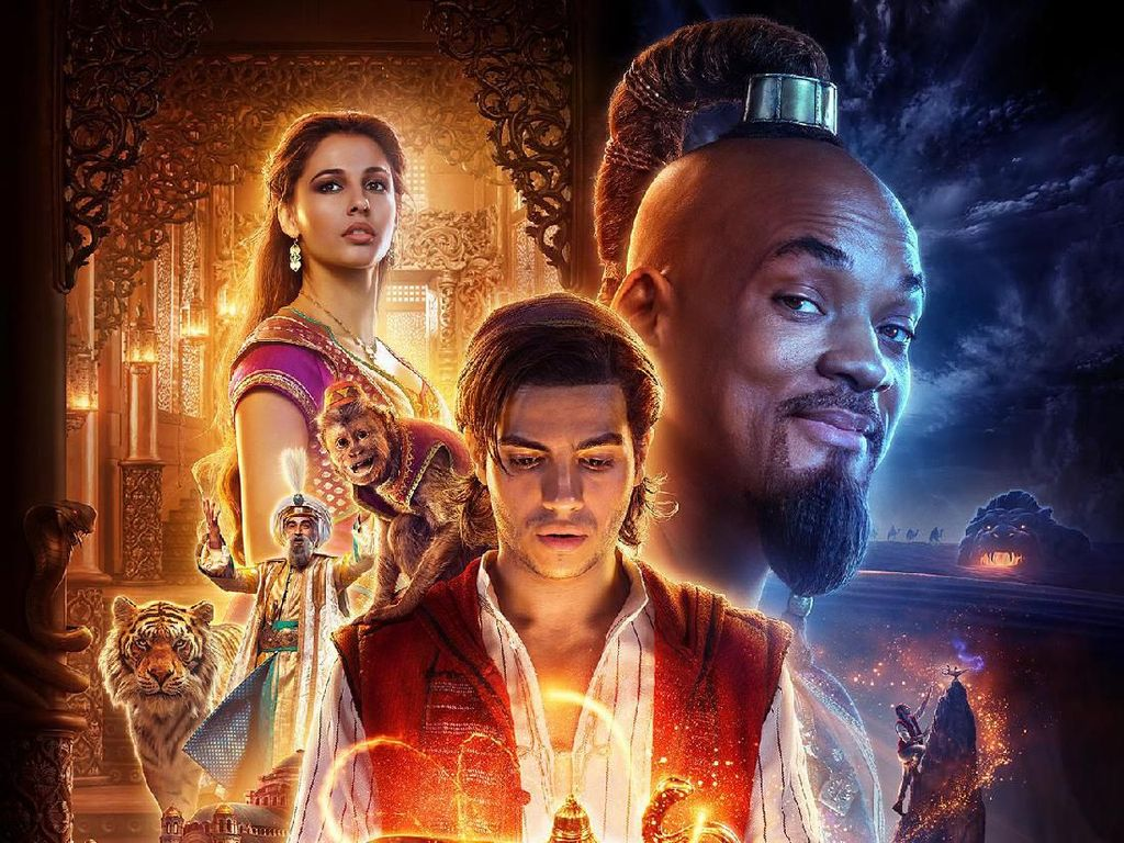 Lirik Lagu A Whole New World Soundtrack Tak Tergantikan Film Aladdin
