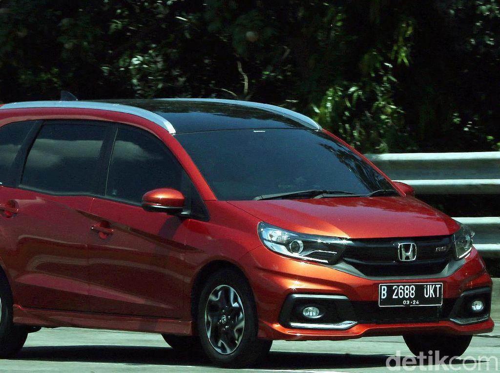 Low MPV Rasa Sedan, Honda Mobilio