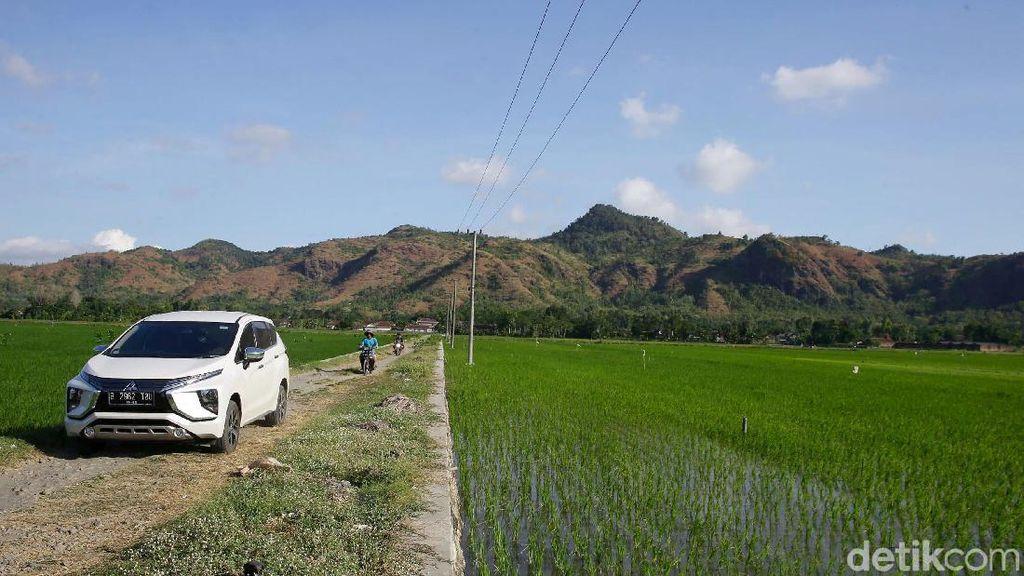 Menembus Pegunungan dari Malang-Yogyakarta