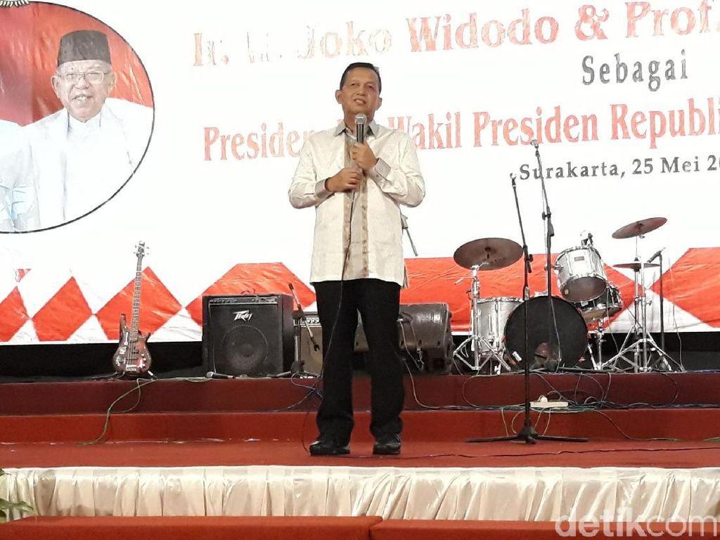 Soetrisno Bachir: PAN dan PD Banyak Maslahatnya Jika Gabung Jokowi