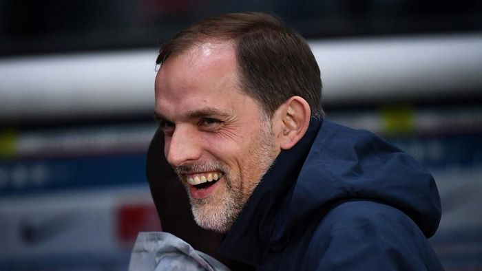 PSG tambah kontrak Thomas Tuchel hingga 2021. (Foto: Anne-Christine Poujoulat / AFP)