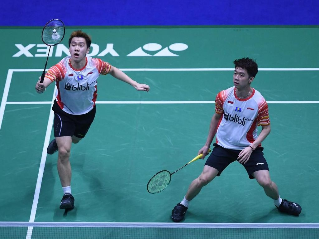 Diuntungkan Undian Indonesia Open 2019, Herry IP Harap All Indonesian Final