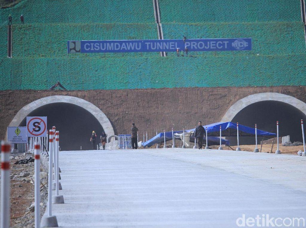 Cisumdawu Siap Digunakan, Polisi: Kecepatan Maksimal 50 KM/Jam