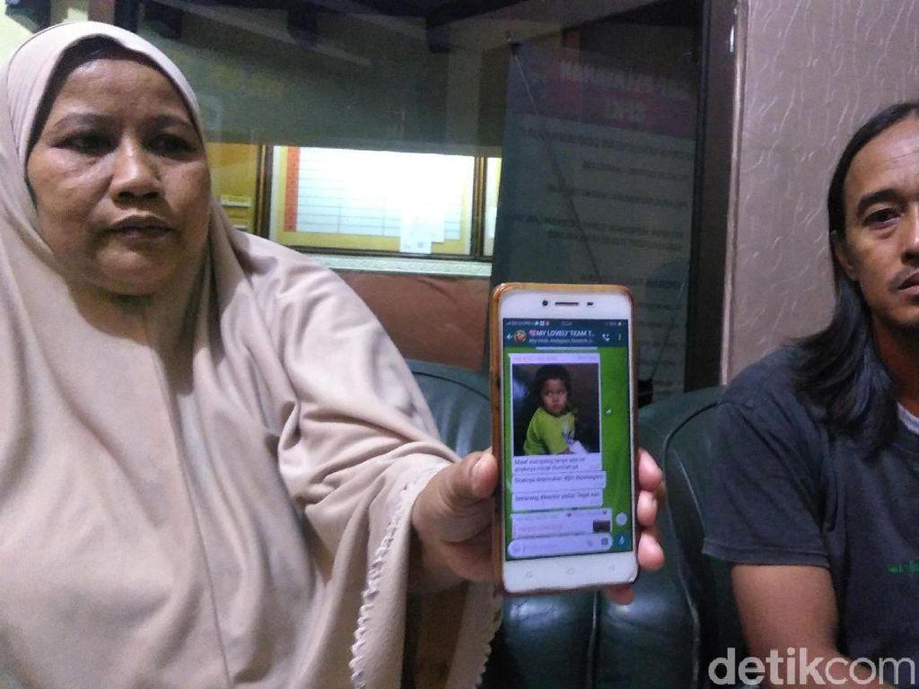 Drama Balita Nangis Cari Orang Tuanya Berakhir Happy Ending