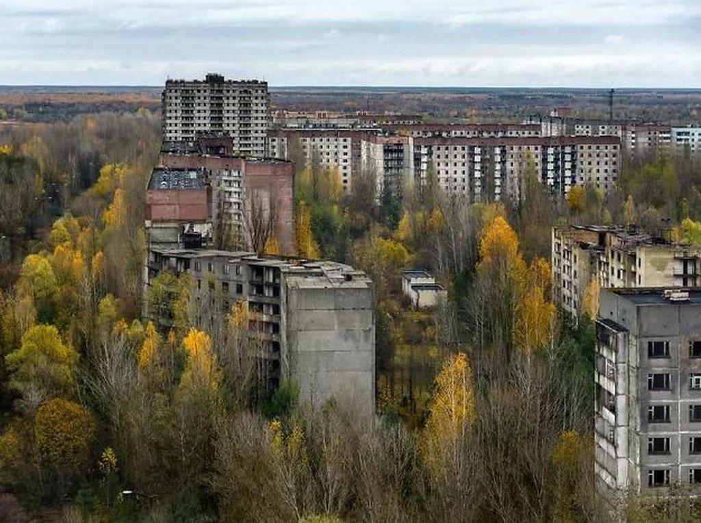 Seramnya Deretan Kota Berhantu di Dunia